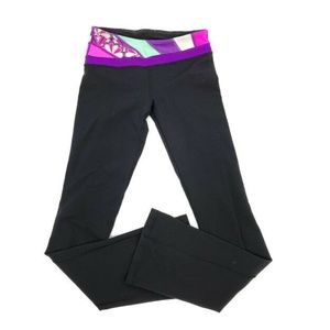 Ivivva Endless Ambition Pants 10 Girls Reversible